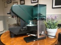 Commercial coffee machine single group catering , restaurant cafe