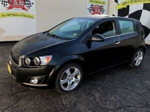 2014 Chevrolet Sonic LT, Auto, Sunroof, Heated Seats, Only 60, 0