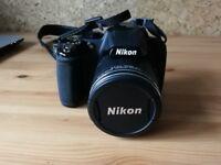 Nikon Coolpix P530 - 16.1 MP Digital Bridge Camera
