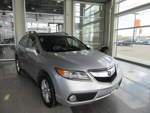 2015 Acura RDX AWD, SUNROOF, HEATED LEATHER