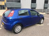 2007/07 Fiat Punto Active 1.2 Blue 5 Door 61495 Miles FULL YEARS MOT