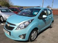 2010 (10) Chevrolet Spark ** New Mot Issued On Purchase **