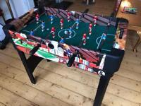 Kids Fotball Table / Snooker Table / Multi Games Table