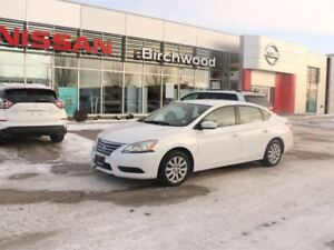 2014 Nissan Sentra S Local Trade, Great Condition!
