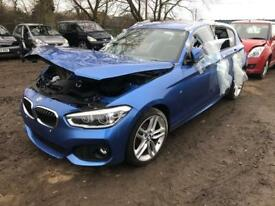 2016 BMW ONE 1 SERIES 118D M SPORT PARTS BREAKING SPARES