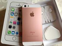 IPhone 5s 16gb rose gold ( unlocked) any network