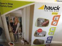 Pressure fix stairgate