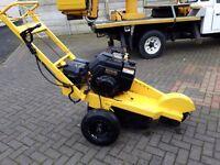 Rayco Rg13 stump grinder kohler command pro 15 hp