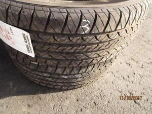 195/65R15 2 ONLY USED KELLY ALL SEASON TIRES