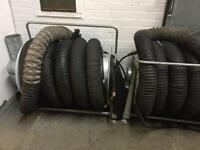 Garage/Body Shop Air Conditioning Unit