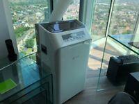 Toshiba Supercool KYR35 12500BTU Portable Air Conditioner