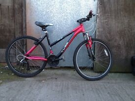 Reebok ladies hardtail mountain bike