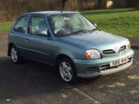 QUICK SALE WANTED! Nissan Micra 1.4 Activ Petrol Manual 3door