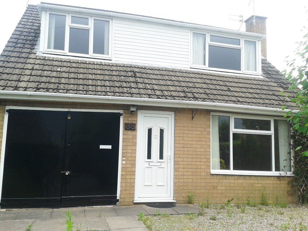 ***LET BY*** 3 BEDROOM DORMA BUNGALOW-BARRATTS DRIVE-ALSAGER-LOE RENT-NO DEPOSIT-DSS ACCEPTED