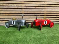Ride on Toy Classic Car (two available)