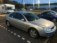 2003 Ford Mondeo 2.0 TDCI 85k miles, 6 months mot, stuck in limp mode READ AD