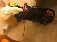 Golf clubs RH mens