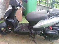 kymco agility 50, 2007 excellent commuter