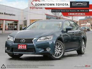 2014 Lexus GS 350 AWD, TECHNOLOGY PKG, NAVI, CMAERA, SUNROOF