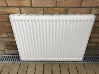 Single Central Heating Radiator 600H x 800L