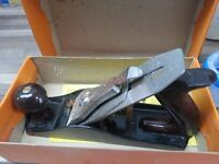 Stanley plane - hardly used