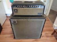 Music Man 75 Tube Head & 4 x 12 Cab