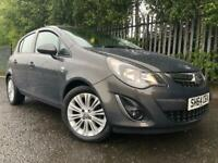 Vauxhall Corsa SE Year Mot No Advisorys Low Mileage Heated Seats And Steering Wheel Cheap To Insure!