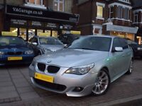 BMW 5 Series 2.5 525d Sport 4dr FINANCE AVAILABLE!! p/x welcome New MOT, Original M Sport