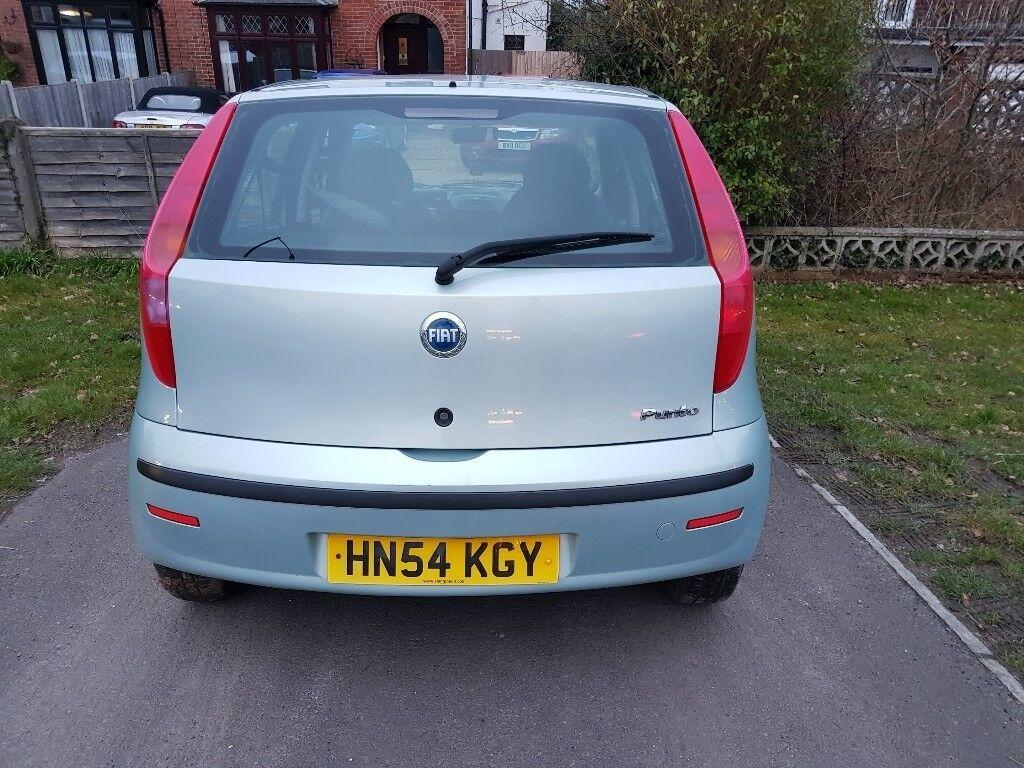 Fiat Punto 1.2 8v Dynamic 5dr