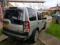 Land rover discovery 3 tdv6 swaps px