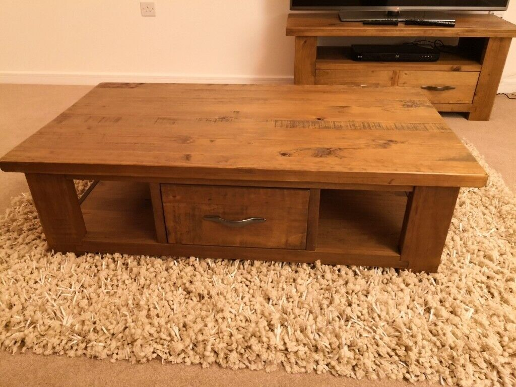 Next Hartford Living Room Furniture Comprising Coffee Table Tv Unit Plus Two Side Tables In Newton Mearns Glasgow Gumtree