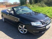 ***2007 Saab 93 convertible, LOW MILES***