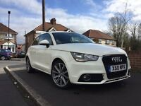 Audi A1 White Excellent Condition Low Tax Band 3 Door
