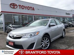 2014 Toyota Camry LE, Sunroof, Carproof Clean, Alloy Wheels, Bal