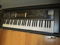 Roland GW-8 in great condition with Hard case_PRICE REDUCED