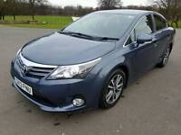 2013 TOYOTA AVENSIS AUTOMATIC DIESEL FACELIFT MODEL