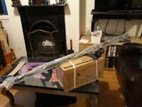Pro Fitness 25kg Vinyl Barbell / Dumbbell set