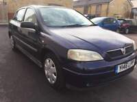 VAUXHALL ASTRA 1.6 2001 AUTOMATIC / 94000 MILES ONLY / PETROL / MOT / SERVICE HISTORY / £795