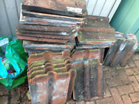 Roofing tiles Old Double Romans