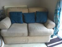 Free, buyer to collect 2 seater sofa