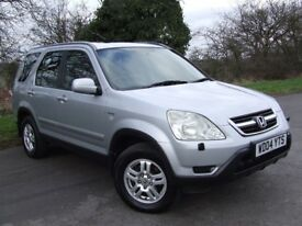 HONDA CRV 2.0 SE SPORT MANUAL 4X4 ONLY 64K MILES MORE AVAILABLE AT THE CRV CENTRE 02392-570452
