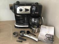 DeLonghi Coffee Machine BD0261CD