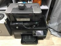 2 printers wilth loads of ink
