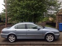 Jaguar X-Type 2.1 V6 Auto 2003 (03)**Low Mileage**Full Years MOT**A Prestige Car for ONLY £1595