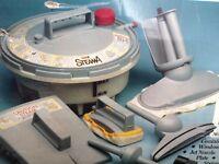 Multipurpose steam cleaner