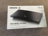 Samsung 4K Blu-Ray Player Brand New In Box