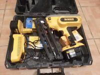 Dewalt dc618 18v nail gun