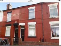 2 bed property for rent in gorton