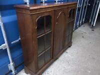Vintage cabinet with desk FREE DELIVERY PLYMOUTH AREA