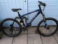 Trek fluid mountain bike